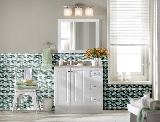 Majestic Ocean Crystallized Glass Tiles