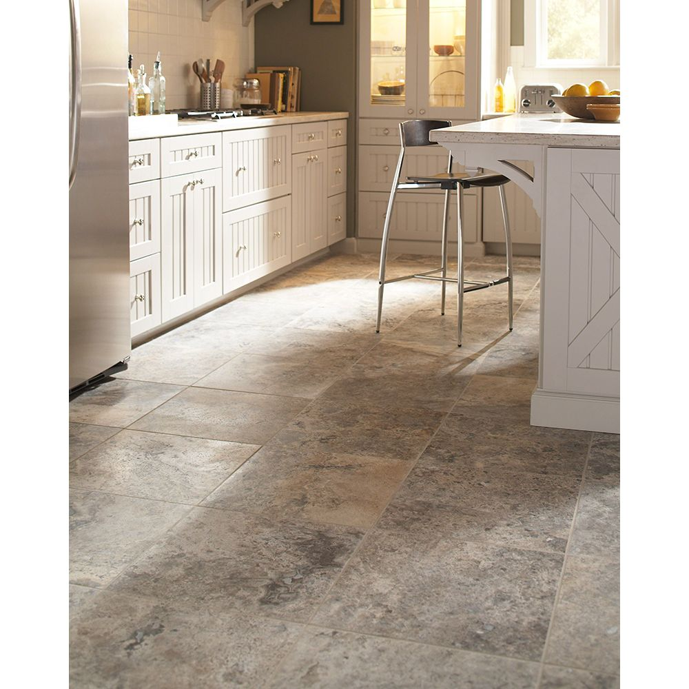 Silver Travertine Honed Tiles for Flooring