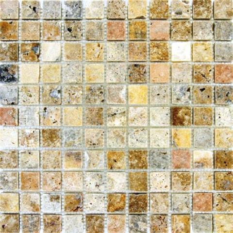 Tuscany Scabas Tumbled Tiles