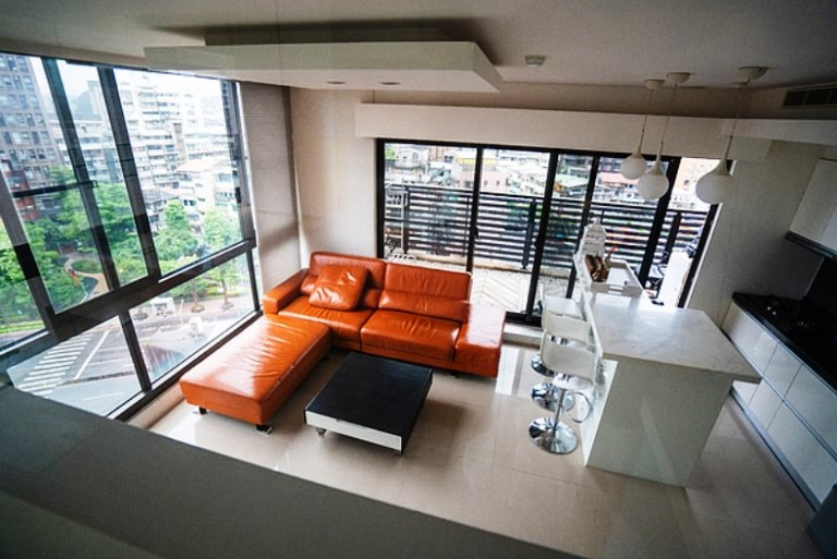 home improvements should be done with boasts modern elements
