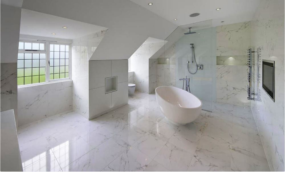 pick the perfect bathroom floor which one is best for you