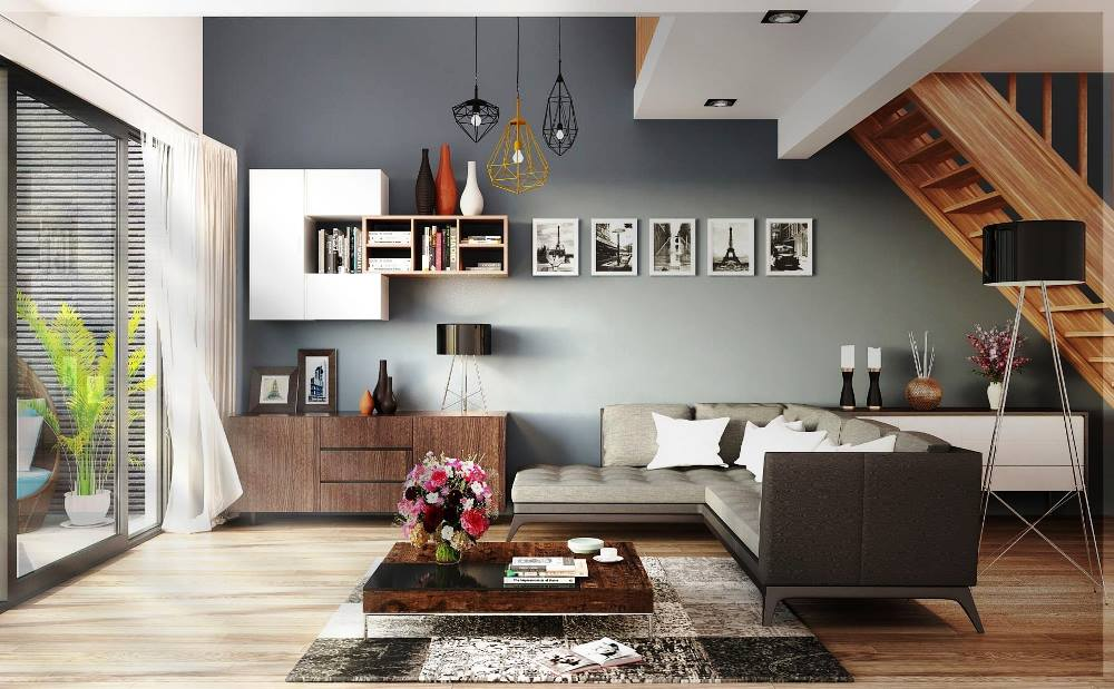 wall gallery tricks to improve your home decorations